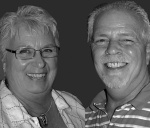 Ann and Stan Rosier, principals of R'Designs